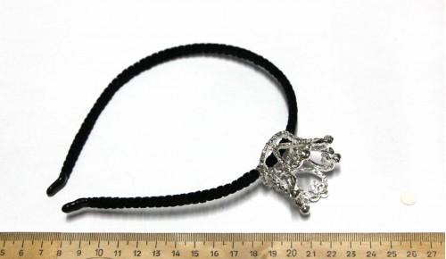 Корона на ободке 07-91-5Сер