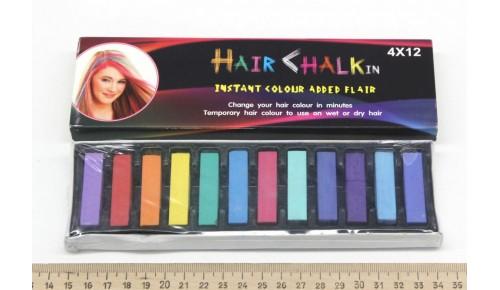 Мелки для волос набор 12