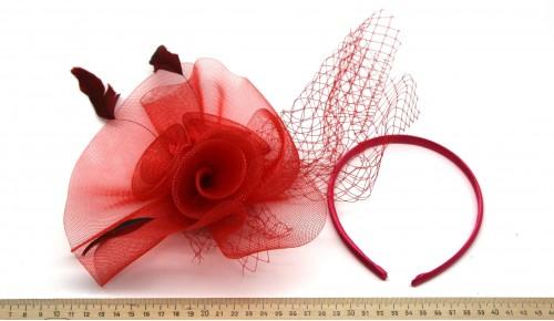 Мини-шляпка W05-155Кр