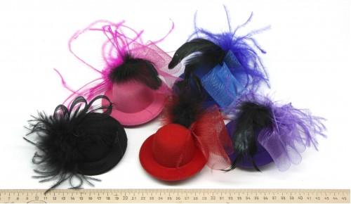 Мини-шляпка W05-79