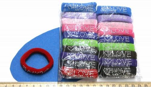 Резинки 64-2400Цв